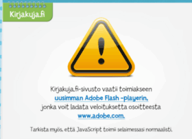 kirjakuja.fi
