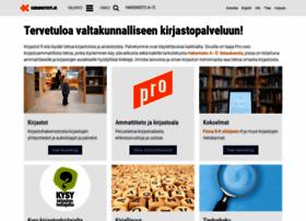 kirjastot.fi