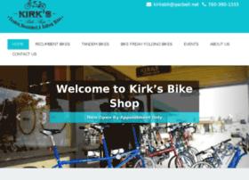 kirksbikeshop.com
