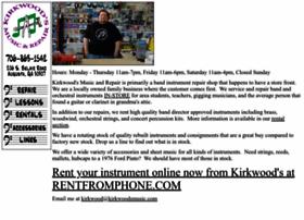 kirkwoodsmusic.com