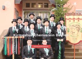 kirmesburschen-beuren.de