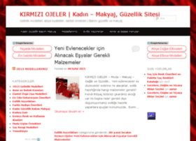 kirmiziojeler.com