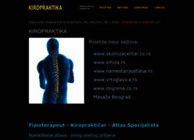 kiropraktika.co.rs