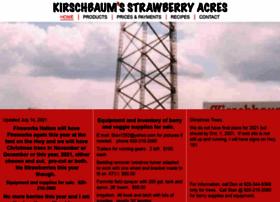 kirschbaums-strawberries.com