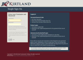 kirtland.instructure.com