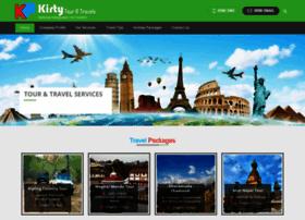 kirtytours.com