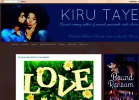 kirutayewrites.blogspot.com