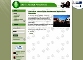 kisallatambulancia.com