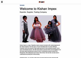 kishanimpex.com