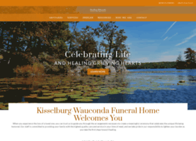 kisselburgwaucondafuneralhome.tributecenteronline.com