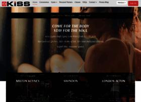 kissgyms.com