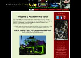 kissimmeegokarts.com