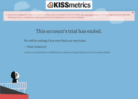 kissmetrics.lesson.ly