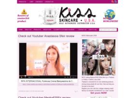 kissskincareusa.com
