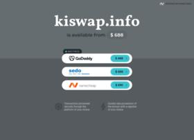 kiswap.info