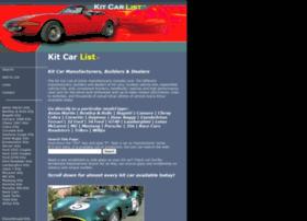 kitcarlist.com