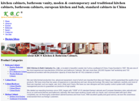 kitchen-bathroom-cabinet.com