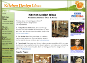 kitchen-color-schemes.com
