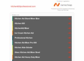 kitchen600professional.com