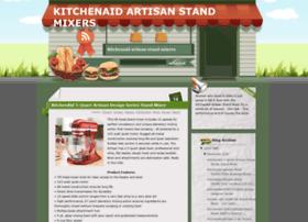 kitchenaid-artisanstandmixers.blogspot.com