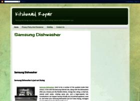 kitchenaidrepair1.blogspot.com