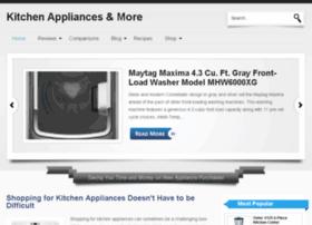 kitchenappliancesandmore.com