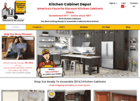 kitchencabinetdepot.com
