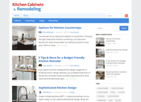 kitchencabinetsremodeling.com