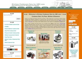 kitchencookwaresetsbyabc.com