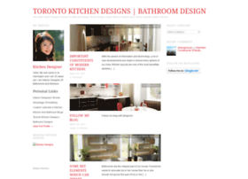 Kitchendesignstoronto.wordpress.com