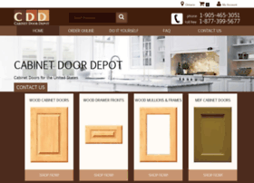 kitchendoordepot.com