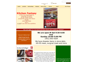 kitchenfantasy.com