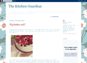 kitchenguardian.blogspot.com