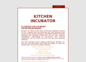 kitchenincubator.com