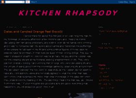 kitchenrhapsody.blogspot.com
