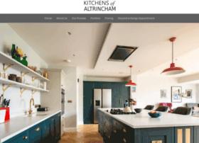 kitchens-of-altrincham.com