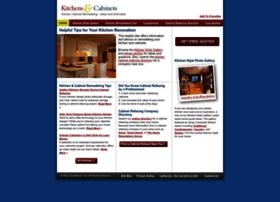 kitchensandcabinets.com