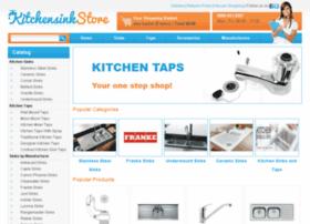 kitchensinkstore.co.uk