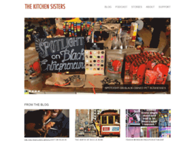 kitchensisters.org