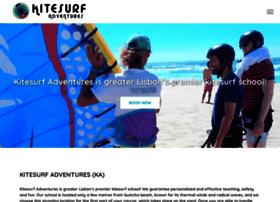 kitesurfadventures.com.pt