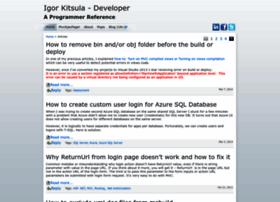kitsula.com