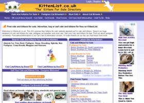 kittenlist.co.uk