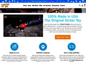 kittykickstix.com