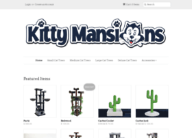 kittymansions.com
