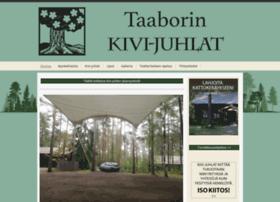 kivi-juhlat.fi