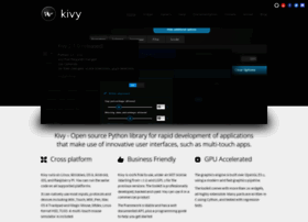 kivy.org