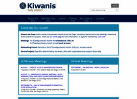 kiwanisclubsandiego.org