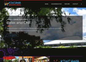 kiwianabackpackers.co.nz