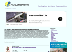 kiwicompetitions.com