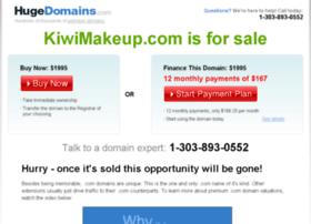 kiwimakeup.com